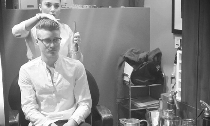 The Barber Studio - Central Business District: $20 for a Men's Haircut ($45 Value) — The Barber Studio
