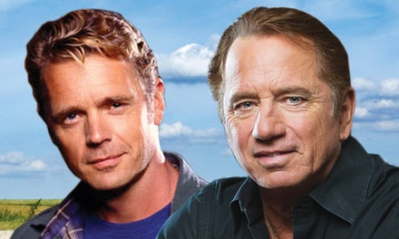 Tom Wopat & John Schneider: Return of the Dukes at NYCB Theatre at Westbury on Friday October 24 (Up to 50% Off)