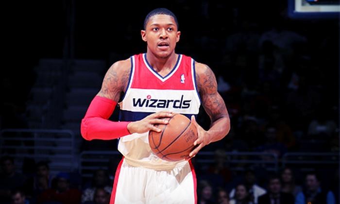 Washington Wizards - Verizon Center: Washington Wizards Game at Verizon Center on November 19 or 26 (Up to 67% Off). Three Seating Options Available.