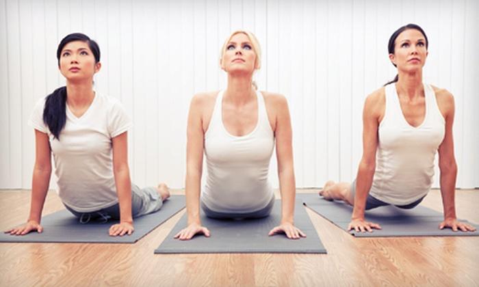 New Leaf Club - Bryn Mawr: 10 or 20 Yoga Classes at New Leaf Club (Up to 66% Off)
