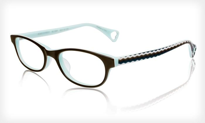 Bond Street Frames: $39 for Bond Street Optical Frames by Betsey Johnson ($195 List Price)