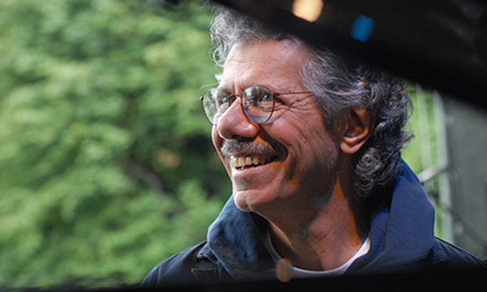 Chick Corea and Béla Fleck - Vogal Hall Marcus Center: $49 for One Ticket to See Chick Corea and Béla Fleck at the Marcus Center on April 2 at 8 p.m. (Up to $96 Value)
