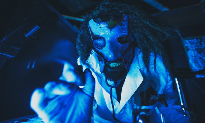 Jack and Jills Haunted Hill - Phoenix: VIP Admission to Jack and Jill's Haunted Hill (Up to 50% Off). Four Options Available.