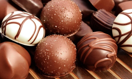 Afternoon Tea for Two or Four at William Dean Chocolates (50% Off)
