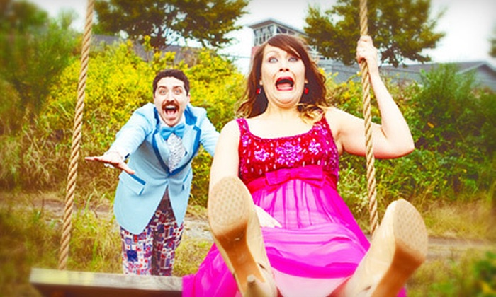 Will Kiss for Laughs - Atlanta: Will Kiss for Laughs Presented by Dad's Garage Theatre Company at The Goat Farm Arts Center on November 4 at 7 p.m.
