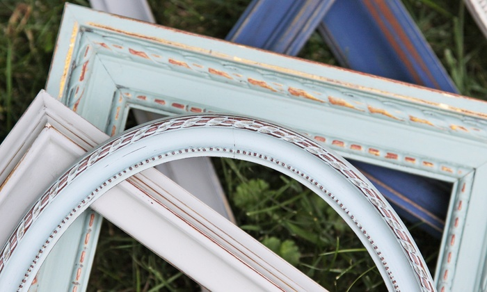 Stylish Patina - Stylish Patina- Rough Luxe Market warehouse: One 90-minute Furniture Chalk-Painting Class at Stylish Patina (53% Off). Four Options Available.