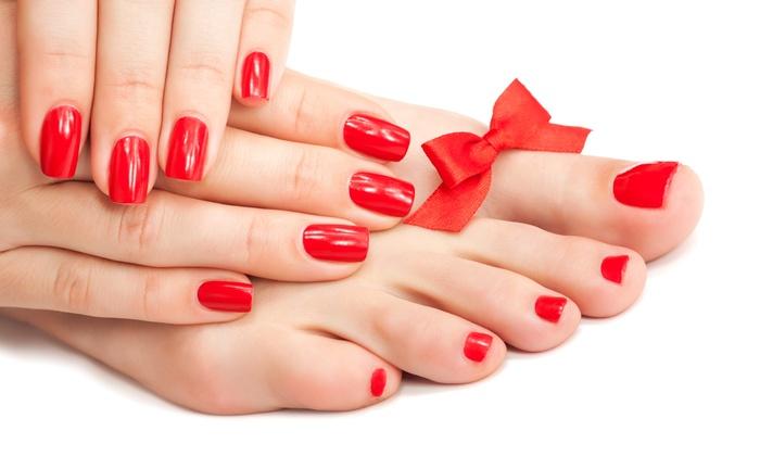 Frisco nail bar - Lodge at Frisco Bridges: $60 Worth of Manicure