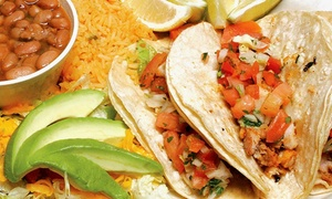 Angelina's: $12 for $20 Worth of Tex-Mex Food at Angelina's