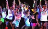 Neon Splash Dash - Pomona: $27 for Neon Splash Dash 5K Race with T-shirt Afterparty on Saturday, July 27, at 8 p.m. (Up to $54.65 Value)