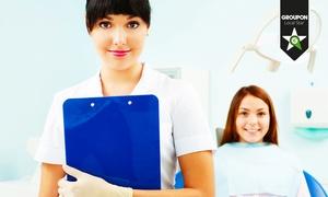 Clinicaldent: Visita odontoiatrica con pulizia e lucidatura più airflow, fluorizzazione o 2 sigillature
