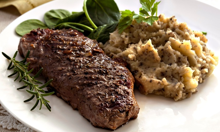 Rizzi's Restaurant - Rizzi's Restaurant: $16 for $30 Worth of Upscale Italian Food and Drinks at Rizzi's Restaurant
