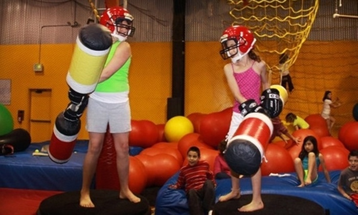 X-Arena - Thornton: Fun Passes for One, Two, or Four to X-Arena (Up to 53% Off)