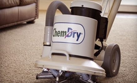 Carpet Cleaning for Three or Five Rooms, or Upholstery Cleaning from Stevens Chem-Dry (Up to 51% Off)