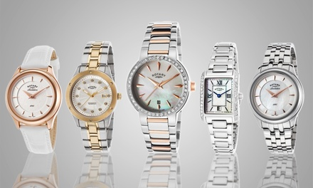 Rotary Women's Watches from $59.99–$329.99