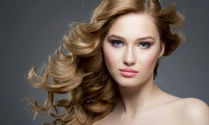 Charlotte at Studio One: Wash, Cut, Blow and Treatment from R129 with Optional Colour and Highlights from Studio One (Up to 78% Off)