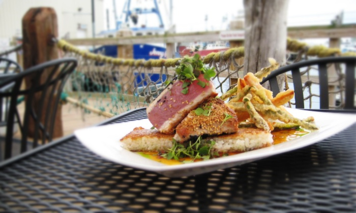 Latitude 43 - Gloucester: $18 for $30 Worth of Sushi and Seafood for Two or More at Latitude 43