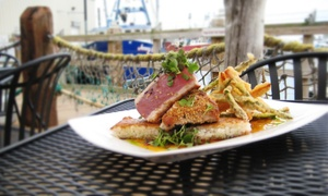 Latitude 43: $15 for $30 Worth of Sushi and Seafood for Two or More at Latitude 43