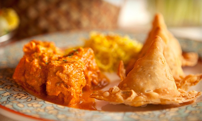 Bollywood Bistro - Brooklyn Park - Maple Grove: $15 for $30 Worth of Indian Cuisine at Bollywood Bistro in Maple Grove