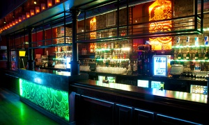 Harlem Nightclub @ The Collective: Harlem Nightclub: VIP Experience For Ten (from £99) or Private Hire With Buffet For 50 (£199) at The Collective