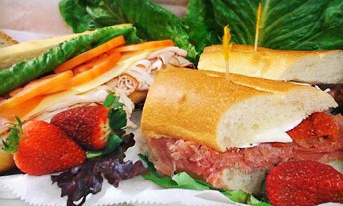 Melange Green & Gourmet - East Side,Tudor City,Murray Hill: $5 Worth of Gourmet Deli Fare
