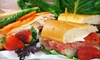 Melange Green & Gourmet OOB - Midtown Manhattan: $5 Worth of Gourmet Deli Fare