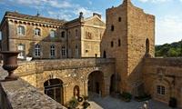 Drôme : 1 ou 2 nuits avec petit-déjeuner et dîner en option au Château de Rochegude 4* pour 2 personnes