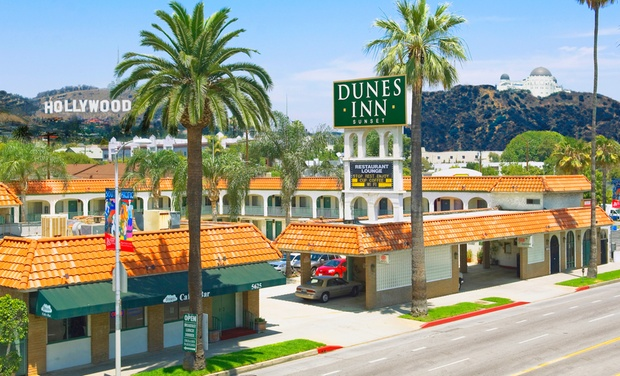 Dunes Inn Sunset - Los Angeles: Stay at Dunes Inn Sunset in Los Angeles, with Dates into February