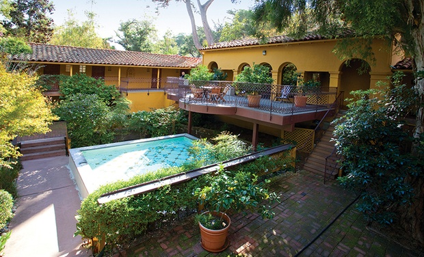 Sycamore Mineral Springs Resort Spa San Luis Obispo Ca Stay With Included