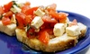 Italian Cravings Irvine - Irvine Business Complex: Italian Dinner for Two or Four with Appetizer and Drinks for Two or Four at Italian Cravings Irvine (51% Off)