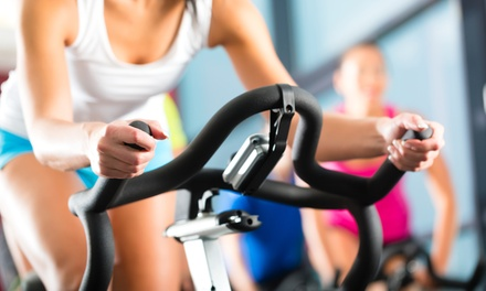 One or Three Months of Unlimited Indoor Cycling Classes at Climb Cycling (Up to 52% Off)