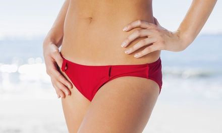 One or Two Women's or Men's Brazilian or Bikini Sugaring Sessions at Acomoclitic (Up to 53% Off)
