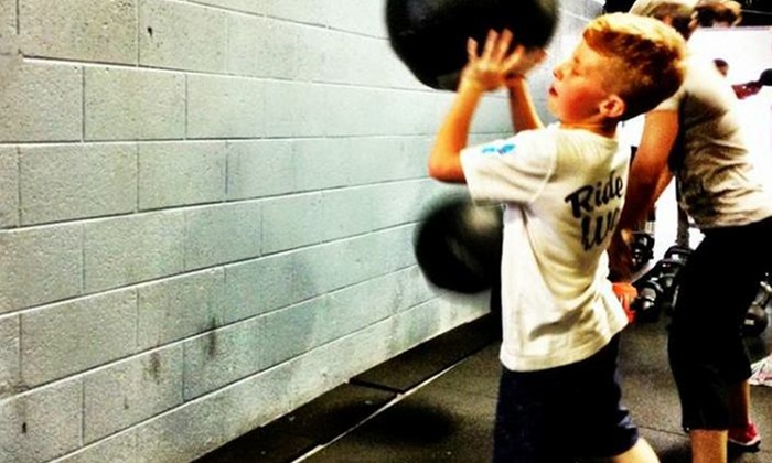 BURNfit Athletics - Suffolk: $30 for 10 Youth Fitness Classes at BURNfit Athletics