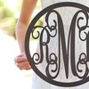 Up to 54% Off Monogram Wall Hangings