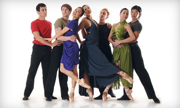 Diablo Ballet - Walnut Creek: $25 to See Diablo Ballet at Lesher Center for the Arts on November 16 or 17 at 8 p.m. ($50 Value)