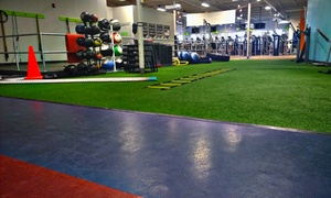 No Body Denied Fitness Center: Up to 84% Off Gym Membership at No Body Denied Fitness Center