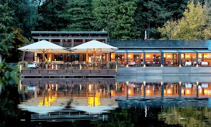 3-Gänge-Candlelight-Dinner inkl. Getränke für Zwei oder Vier im Gasthaus am Boddensee (bis zu 34% sparen*)