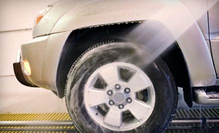 Mr. Sparkle Car Wash - Mr. Sparkle Car Wash in Lexington