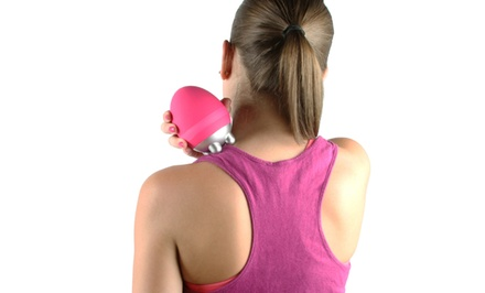 Handheld Vibrating Egg Massager. Multiple Colors Available.