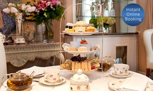 The Coffee and Tea Factory: High Tea for Two ($39) or Four People ($78) at The Coffee and Tea Factory, Gold Coast (Up to $150 Value)