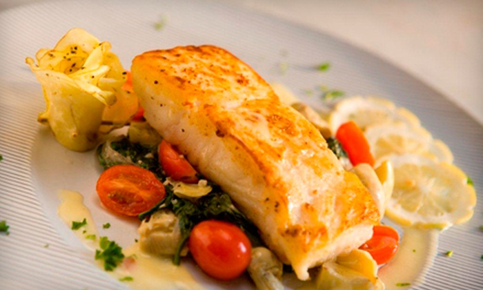 Avenues Bistro - Kansas City: Contemporary European Cuisine at Avenues Bistro (Up to 61% Off). Three Options Available.