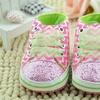 Colorful Infant Tennis Shoes