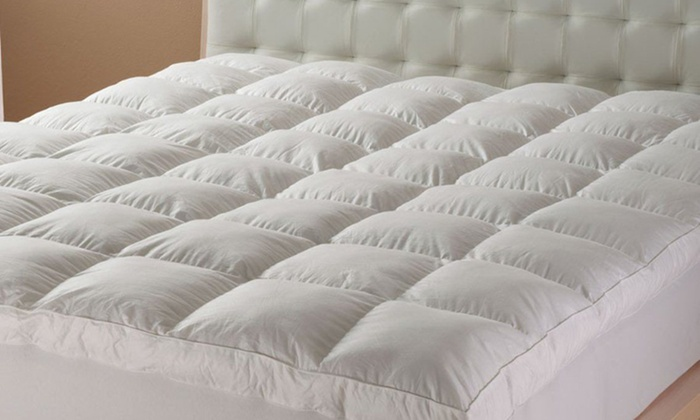 separation shoes e0a01 b3756 Bamboo Mattress Topper: Single ($49), Double ($69), Queen ($79) or King  ($89) (Don't Pay up to $219)