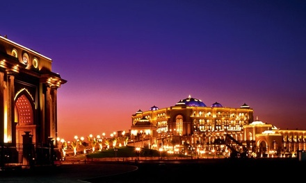 Abu Dhabi Tour Package from AED 139 With Gateway Tours (Up to 58% Off)