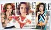 "Elle Canada **DNR** - Willowdale: $12 for a Two-Year Subscription to ""Elle Canada"" (24.05 Value)"