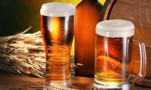 Niagara Fun Tours: Full Guided 4-Hour Niagara Beer & Wine Tour with Tastings for One or Two from Niagara Fun Tours (Up to 59% Off)
