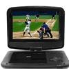 "Verezano 9"" Swivel-Screen Portable DVD Player (PDVD-12309C)"
