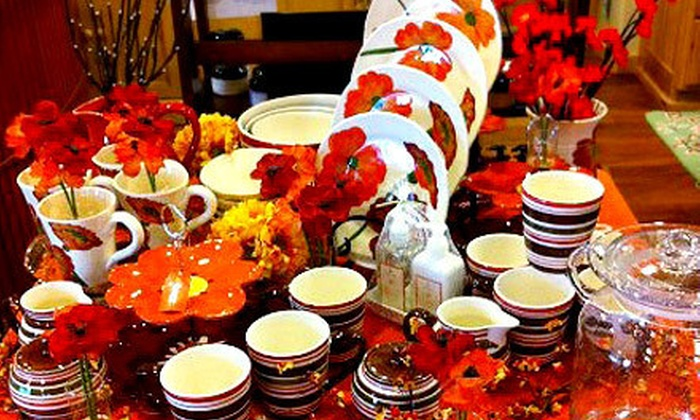 The Shop Around The Corner - Eden: $20 for $40 Worth of Home Decor and Gifts at The Shop Around The Corner