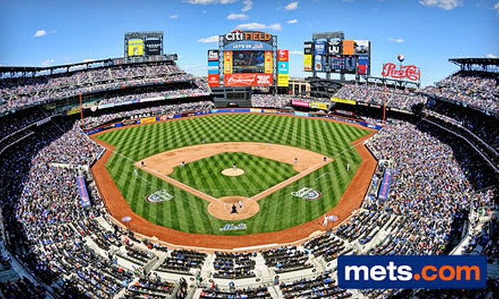 New York Mets - Flushing Meadows Corona Park: New York Mets Single Games or Four-Game Holiday Packages