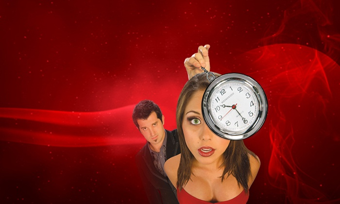Marc Savard Comedy Hypnosis - V Theater: Marc Savard Comedy Hypnosis Show for One or Two at the V Theater (Up to 66% Off)