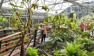 Rhododendron Species Botanical Garden: Visit for 2 or 4 or One-Year Family Membership to Rhododendron Species Botanical Garden (50% Off)